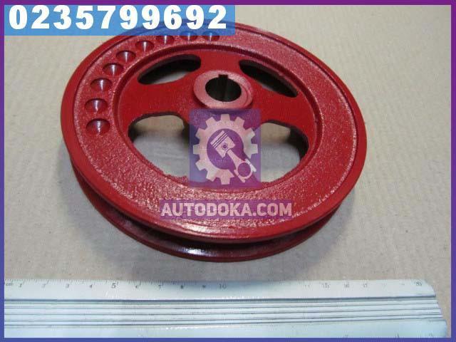 Шкив компрессора D=172 (производство  г.Паневежис)  500-3509130-12