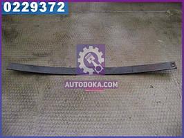 Лист рессоры №1 задний Прицеп, полуприцеп 1654 мм (производство  Чусовая)  8378-2912101-10