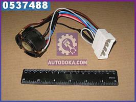 Контактная группа ГАЗ 3110 замка зажигания (8 контактов)(старого образца ) (производство  Россия)  3302-3704100-01