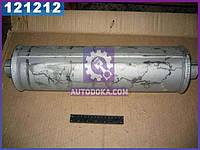 Глушитель УАЗ без трубы (производство Самборский ДЭМЗ) 3303-1201010