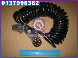 Кабель электрический 7-полюсный ( металлический штекер) (голова-полуприцеп)  6520-3721400
