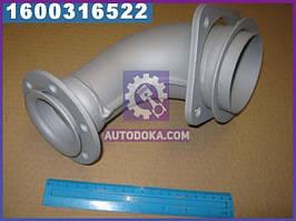 Патрубок приймальний від ТКР КАМАЗ ЄВРО-2 (коліно 6 шпильок) (виробництво КамАЗ) 54115-1203011-10