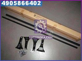 Багажник на дах, універсальний , сталевий, 137см, Волга/Нива/Москвич 2141 (Дорожня Карта) CP-777-54