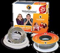 Нагревательный кабель одножильный Теплолюкс 20ТЛОЭ-75 м 1400 Вт