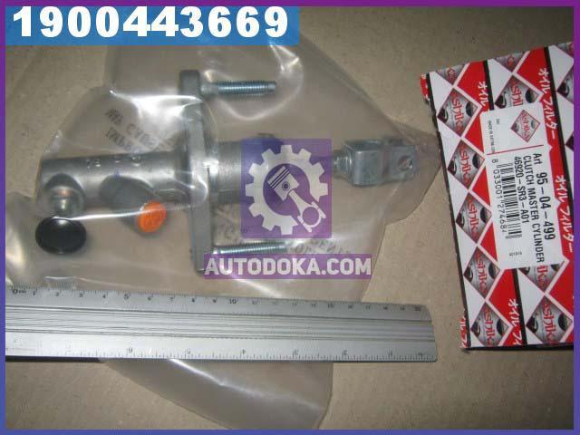 Главный цилиндр, система сцепления (производство  ASHIKA) ХОНДА, ЦИВИК  4, ЦИВИК  5, ЦИВИК  6, ЦРX  2, ЦРX  3, 95-04-499