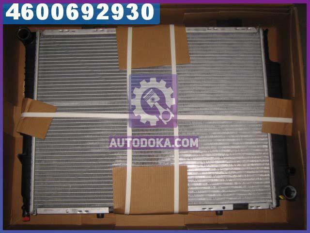 Радиатор охлаждения двигателя MBW210 E300TD AT +/-AC 97 (Van Wezel) МЕРСЕДЕС,Е-КЛAСС, 30002228