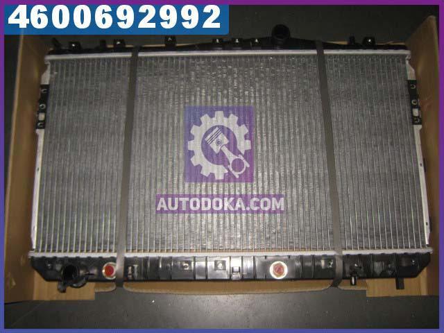 Радиатор охлаждения двигателя NUBIRA/LACETTI AT 03- 1.6-1.8 (Van Wezel) ШЕВРОЛЕТ, ДЕО, 81002074