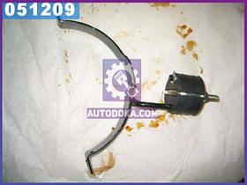 Кронштейн глушника ГАЗ 3302, 2705, 3221 в зборі з аморт. (виробництво ГАЗ) 33021-1203099