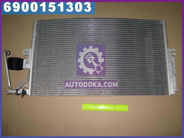 Конденсатор кондиционера ОПЕЛЬ VECTRA B (95-) (производство  Nissens)  94653