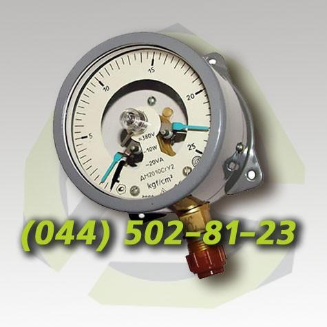 Манометр ДМ-2010 электроконтактный манометр ДМ2010 Сг сигнализирующий