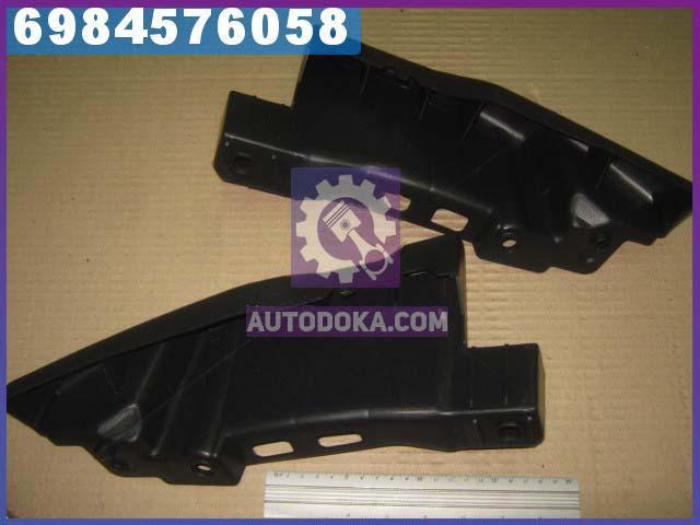 Крепеж бампера переднего левый + правый РЕНО KANGOO 09- (производство  TEMPEST)  041 0469 961