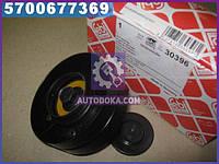 Ролик паразитный ДAФ CF75/85 (производство FEBI) ЦФ 75, ЦФ 85, 30396