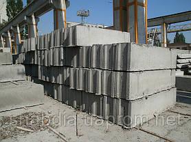 Блоки фундаментные ФБС 24.4.6, фото 2