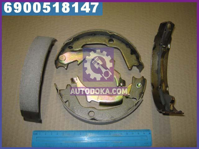 Колодки тормозные барабанные (производство  PARTS-MALL)  PLA-039