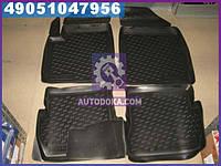 Коврики в салон автомобиля Ford Fusion 2002- pp-196