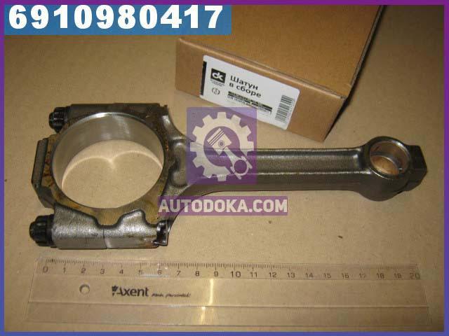 Шатун ГАЗ двигатель 405, 406, 409 в сборе (Дорожная Карта)  406.1004045-01