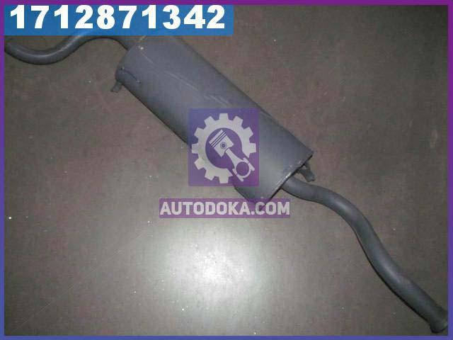 Глушитель ВАЗ 2114 закатной (TEMPEST)  2114-1201005