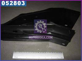 Поперечина подвески двигателя ГАЗ 3302 передняя <ласточка> (производство  ГАЗ)  33021-2801380