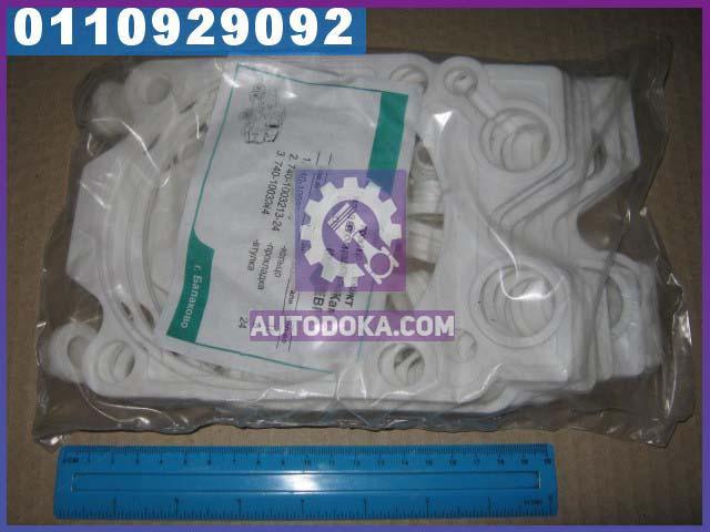 Ремкомплект головки блока Камаз (3 наименований ) белый силикон (производство  ГарантАвто)  740-1003002
