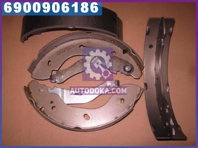 Купить Тормозные колодки, Колодки тормозные барабанные ФОРД TOURNEO/TRANSIT задние (производство LPR) 08580