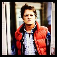 Назад в будущее: Безрукавка и куртка Марти МакФлай