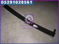 Лист рессоры №3 задний многолистовая ГАЗ 3302 (75х11-960) с хомутом (производство  Чусовая)  3302-2912050-10-10
