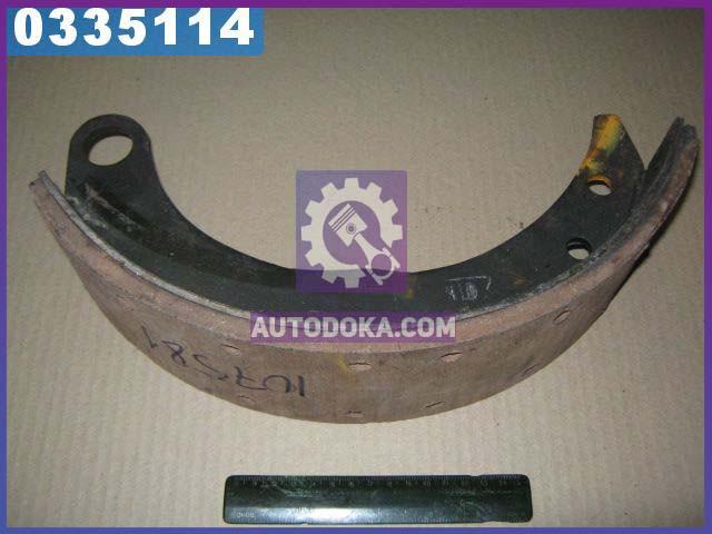 Колодки тормозные ГАЗ 3307 задние (производство  Украина)  3307-3502090