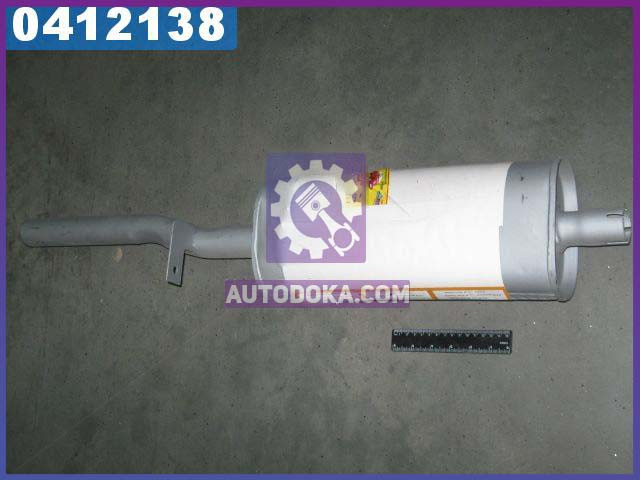 Резонатор ГАЗ 2410 (производство  Автоглушитель, г.Н.Новгород)  2410-1202008-01