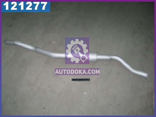 Резонатор УАЗ 3741(452) (производство  Автоглушитель, г.Н.Новгород)  3741-1202008
