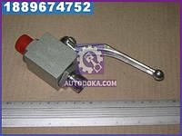 Кран шаровой гидравлический 2х ходовой S24хS24 (М20x1,5-М20x1,5) (производство  Агро-Импульс.М.)  S24хS24   (М20*1,5-М