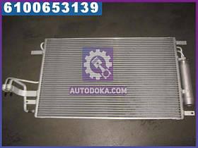 Радиатор кондиционера (пр-во Mobis)  976062E000