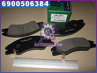 Колодки тормозные дисковые КИA CERATO 04MY(LD) (производство  PARTS-MALL)  PKB-028