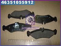 Колодки тормозные Mercedes SPRINTER 2-t (901, 902) задние (производство  LPR) МЕРСЕДЕС, 05P609