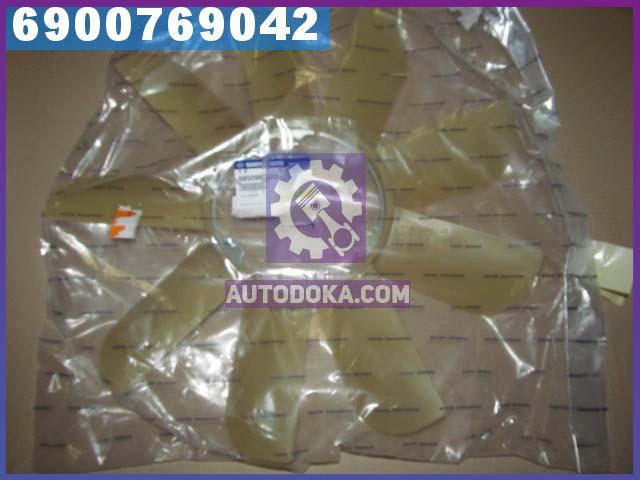 Крыльчатка вентилятора охлаждения Rodius, Stavic, Rexton (производство  SsangYong)  6652000523