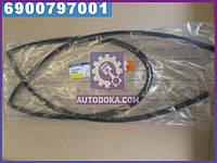Уплотнитель стекла лобового New Actyon (производство  SsangYong)  7912034001