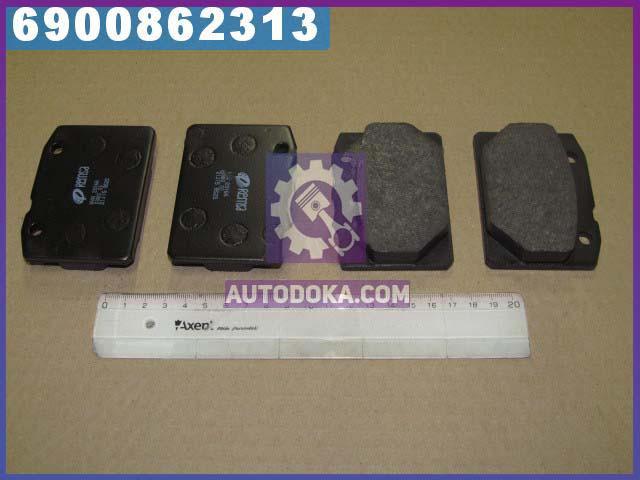 Колодки тормозные LADA 1200-1600 -84, 2101-2107 передние (производство  REMSA) ВАЗ, 1200-1500, НИВA, НОВA, ТОСКAНA, 0080.00