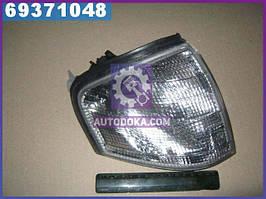 Покажчик повороту правий димчастий Mercedes 202 93-01 (TYC) МЕРСЕДЕС, Ц-КЛАС, 18-3357-97-2B