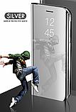 Зеркальный Smart чехол-книжка Mirror для Xiaomi Mi Note 10 / Mi Note 10 Pro /, фото 8