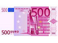 Печать съедобного фото - Формат А4 - Вафельная бумага - Евро 1 шт.