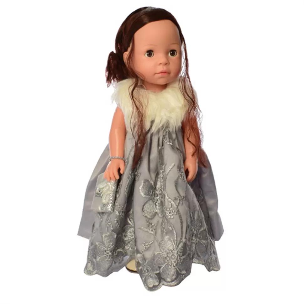 Кукла M 5413-16-2 (Silver)