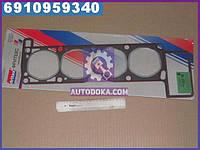 Прокладка ГБЦ двигатель ЗМЗ 406 без асбестовая (смесь-710) с герметиком в инд. уп. (производство Фритекс) 406-1003020