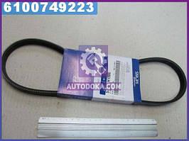Ремень кондиционера поликлиновой (производство  Mobis)  57161H1500
