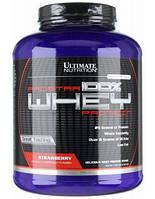 Сывороточный протеин изолят Ultimate Nutrition Prostar Whey (2,4 кг) ультимейт простар вей banana