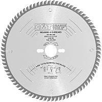 Пильный диск СМТ по ламинату, МДФ и ДСП для форматных станков D=250 F=30 Z=80 K=3.2/2.2