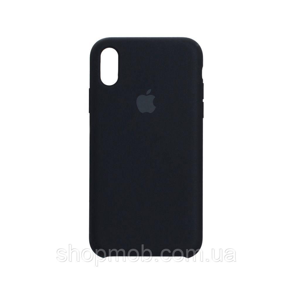 Чехол Original Iphone Xr Цвет Black