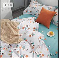 Комплект постельного белья ранфорс 20126