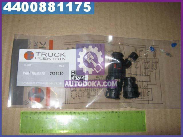 Штекер (производство  TE PARTS)  7811410