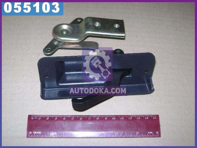 Ручка двери ГАЗ 3302 задняя (внутр.)  (в сб. с лодочк.силумин.) (производство  Россия)  2705-6305456/66
