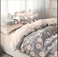 Комплект постельного белья ранфорс 20127