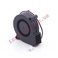 Вентилятор улитка для дымогенератора 5015B 12В 0.150A
